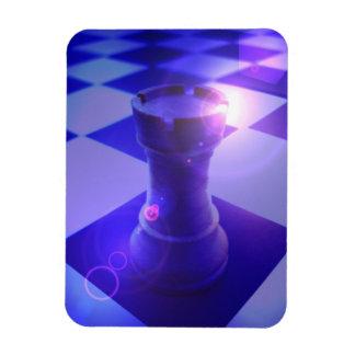 Chess Rook Premium Magnet Rectangular Magnets