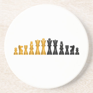 Chess Set Coaster