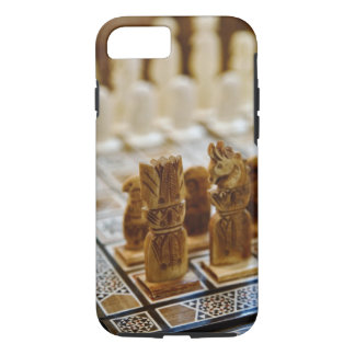 Chess set for sale, Khan el Khalili Bazaar, iPhone 8/7 Case