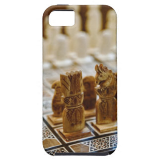 Chess set for sale, Khan el Khalili Bazaar, iPhone SE/5/5s Case