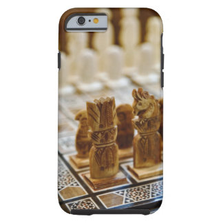 Chess set for sale, Khan el Khalili Bazaar, Tough iPhone 6 Case