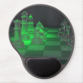 Chess Set Mouse Pad Gel Mouse Pad