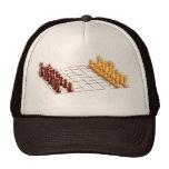 Chess Set Trucker Hat