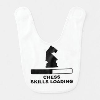 Chess Skills Loading Bib