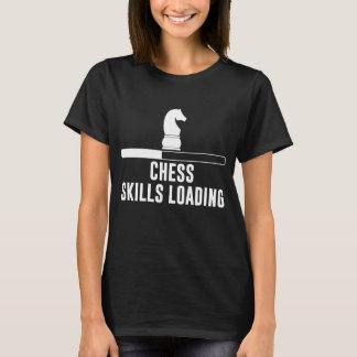 Chess Skills Loading Chessmaster Board Games T-Shirt
