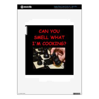 chess iPad 3 skin