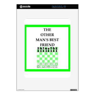 chess skin for the iPad