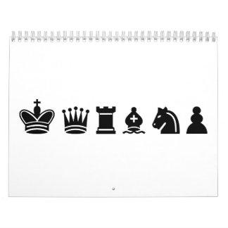 Chess sports calendar