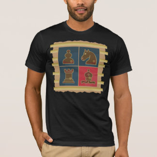 Chess Squares T-Shirt