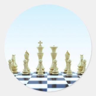 Chess - Sticker