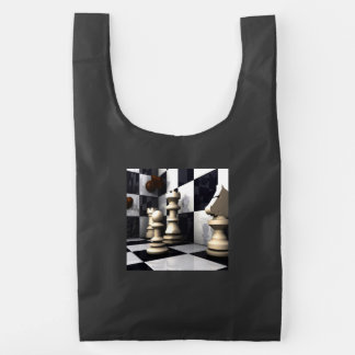 Chess Style Reusable Bag
