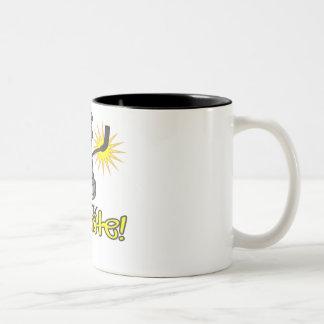 Chess T-shirts and Gifts. Two-Tone Coffee Mug