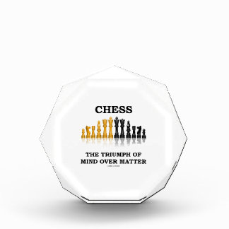 Chess The Triumph Of Mind Over Matter Awards