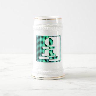 Chess Tournament Beer Mug