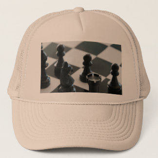 Chess Trucker Hat
