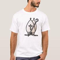 Chess White Bishop Shirt