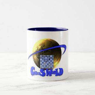 Chess World Coffee Mug