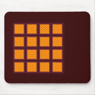 Chessboard Algebra Mouse Pad