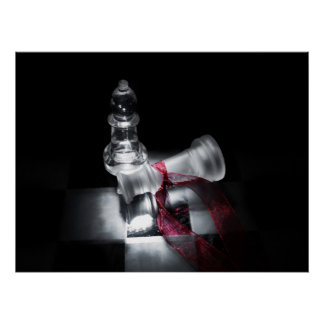 Chessboard - Asassination Poster