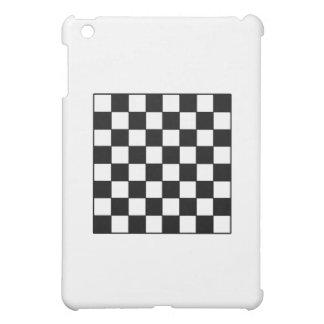 Chessboard B&W The MUSEUM Zazzle Gifts iPad Mini Case