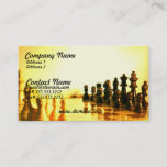 Chessboard Business Card