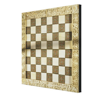 Chessboard Canvas Print