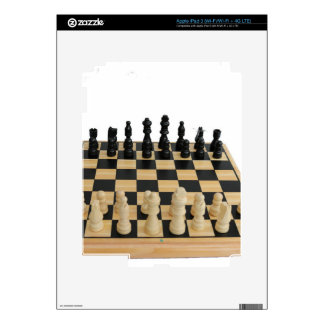 chessboard design iPad 3 skins