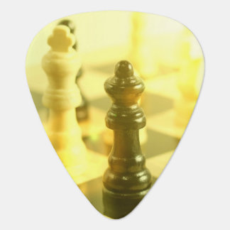 chessboard guitar pick