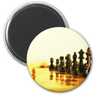 Chessboard Magnet Refrigerator Magnet