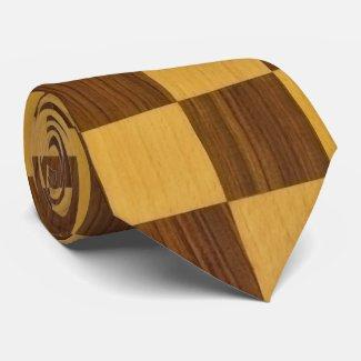chessboard neckties