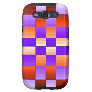 ChessBoard Specturm Colors CricketDiane Samsung Galaxy S3 Cover