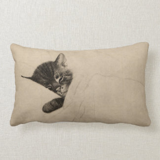 "Chessie ""Sleep like a Kitten"" Accent Pillow"