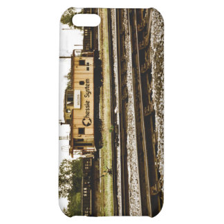 Chessie System Caboose at Toledo, OH 1996 iPhone 5C Cover
