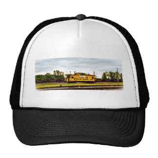 Chessie System Caboose at Toledo, OH 1996 Trucker Hat