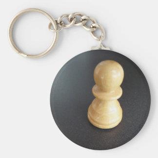 Chessman Keychain