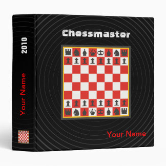 Chessmaster Binder