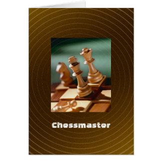 Chessmaster card