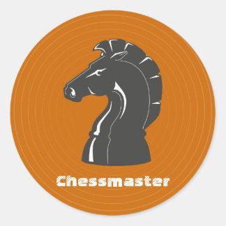 Chessmaster sticker