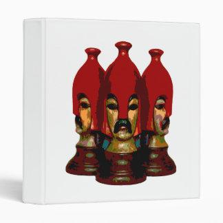 Chessmen Binder