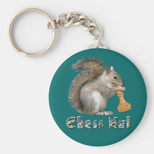 Chessnut Keychain