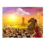 ChessWorld Post Cards