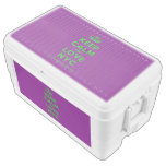 [Dancing crown] keep calm and love nyc  Chest Cooler Igloo Ice Chest