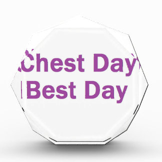 chest day purple award