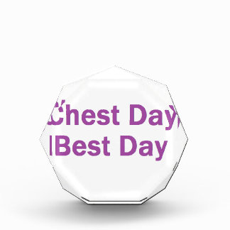 chest day purple awards