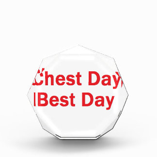 chest day red award