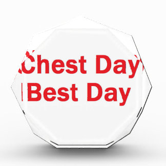 Chest day red awards