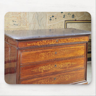 Chest of drawers, Louis-Philippe period Mouse Pad