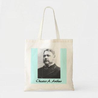 Chester A. Arthur 21 Tote Bag