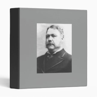 Chester A. Arthur 21st President Binder