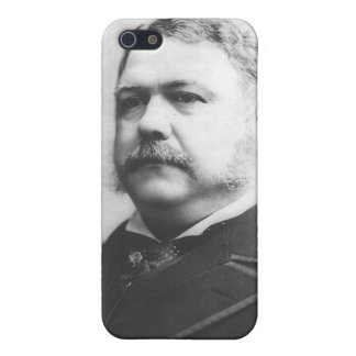 Chester A. Arthur 21st President iPhone SE/5/5s Case